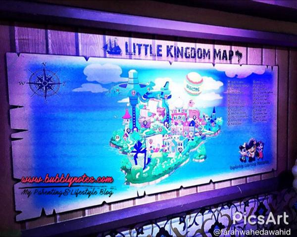 DETIK TERBAIK BAGI IMAN FIRASH DI LITTLE KINGDOM 3