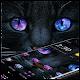 Dark Black Magic Kitty Theme Download on Windows