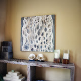 Natural Lace in interior designed by AK Design & Accents