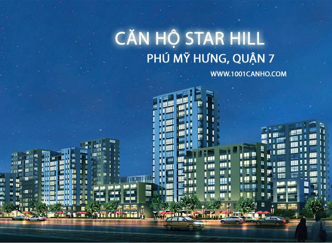 22 Diaoconline Starhill Phoicanh Căn hộ Star Hill Phú Mỹ Hưng, Quận 7