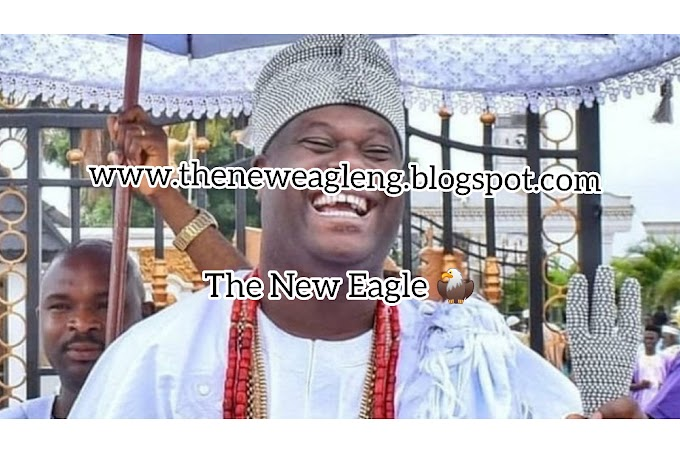 The Ooni of Ife, Oba Adeyeye Ogunwusi and his wife, Olori Naomi Silekunola have welcomed a son.