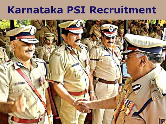 ksp civil psi Recruitment 2021 (OUT) - Apply For  545 Civil SI Post, Check Dates, Eligibility @ksp.gov.in