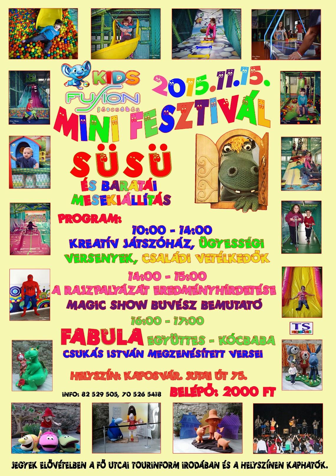 Minifesztivál 2015