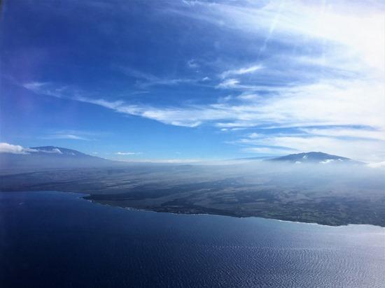 ハワイ島マウナケア