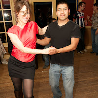 Photos from La Casa del Son, February 24, 2012. Kathleen's B-day