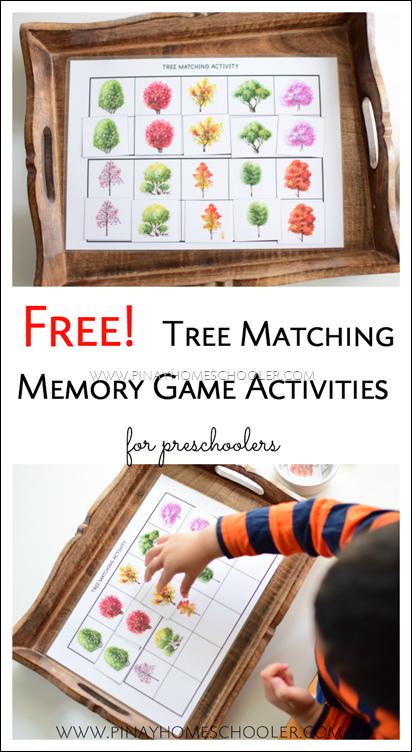 TreeMatchingGames
