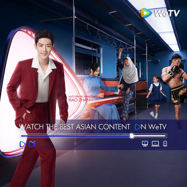 WeTV Ambassador - Xiao Zhan