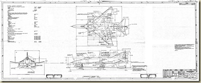53-001001 RF-4E Germany General Arrangement  - RDowney