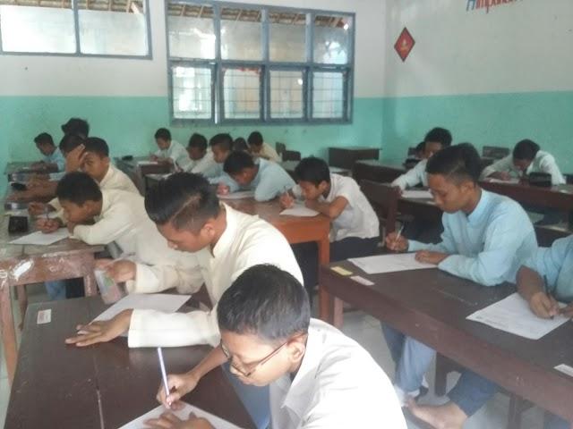 Ujian Madrasah Diniyah Semester Gasal