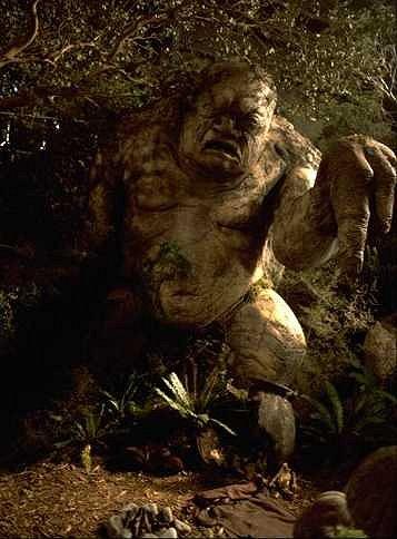 Elostirion Cavetroll, Evil Creatures
