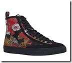 Dries van Noten Brocade High Top Trainers