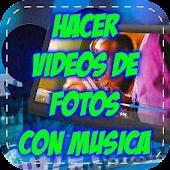 Tải Hacer Vídeos de Fotos con Música Tutorial miễn phí