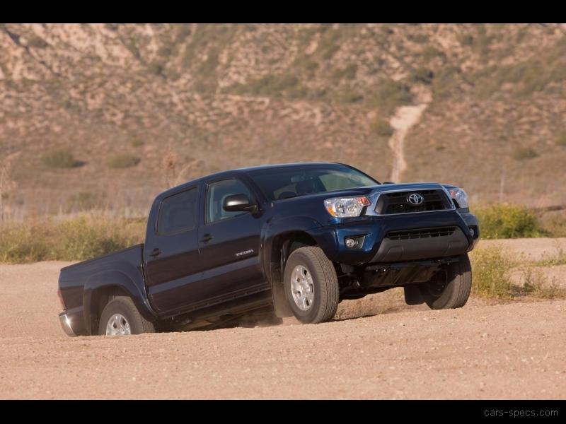 ... 2012 Toyota Tacoma 00019 ...