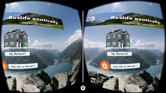 Rentific VR App- screenshot thumbnail