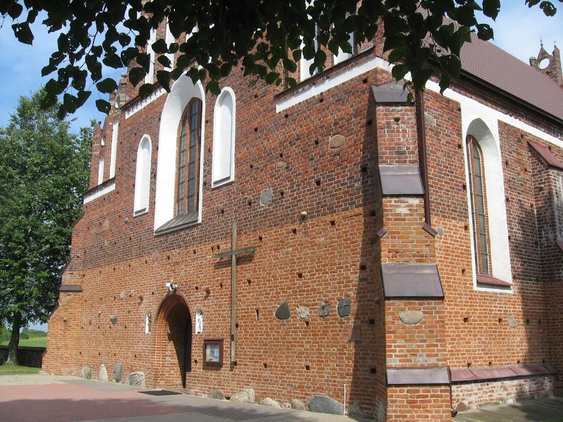 kościół, Wizna, Podlasie
