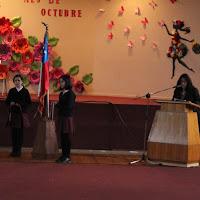 """Acto Civico """"Dia del Asistente de la Educación"""" Octubre 2017"""