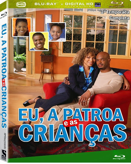 Eu, a Patroa e as Crianças 2º Temporada (2002) Blu-Ray 720p Download Torrent Dublado