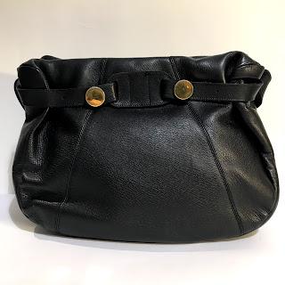 Loewe Black Shoulder Bag