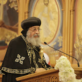 His Holiness Pope Tawadros II visit to St. Mark LA - _09A9199.JPG