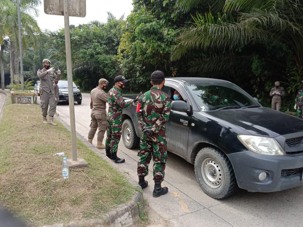 Hari minggu, Pelaksanaan Operasi Yustisi Tetap Berjalan di Kukar
