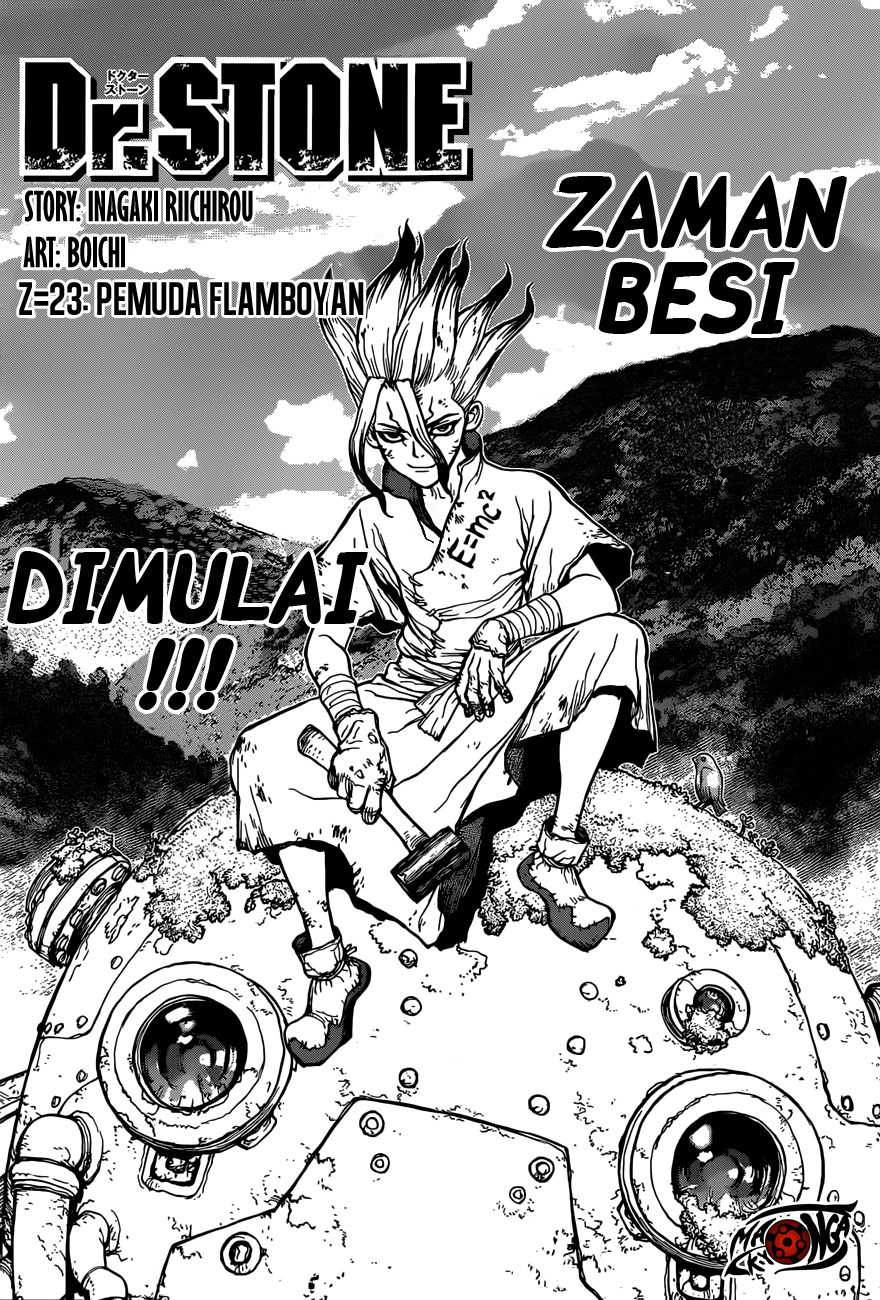 Dr Stone Chapter 23-2