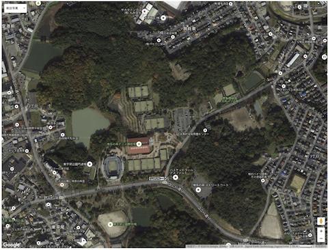 博多の森テニスコート