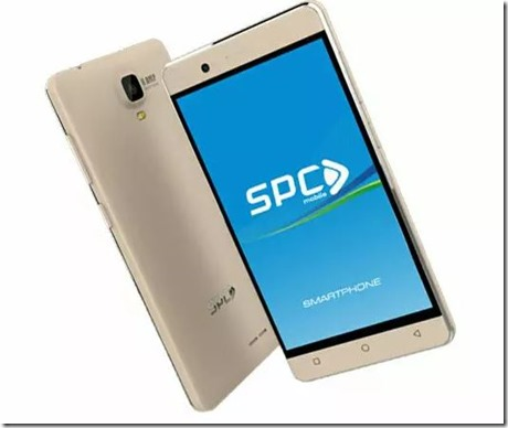SPC L52 Steel, Smartphone Android 4G LTE 700 Ribu-an