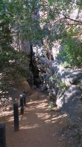 Entrance Path to Gorge