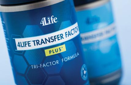cara minum 4life transfer factor