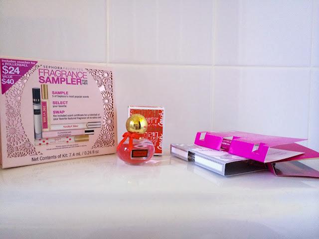 Sephora Favorites Fragrance Sampler Rollerball Review