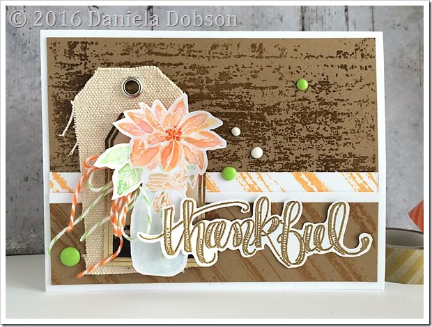 Thankful by Daniela Dobson