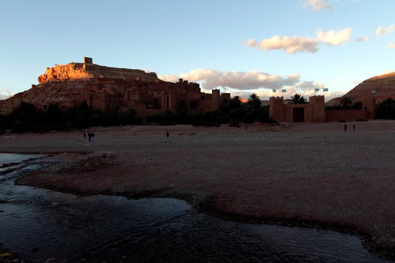 Vista general del kasbah de Aït Ben Haddou