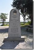 Monument at Lake Louisa Beach-2