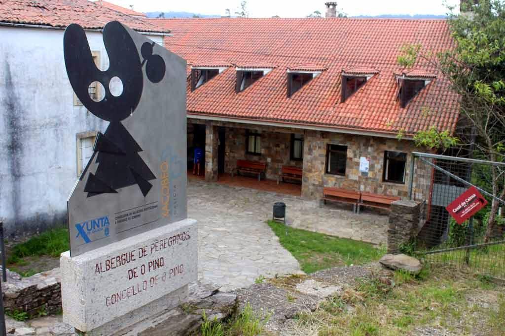 Albergue de peregrinos de la Xunta de Galicia en O Pino