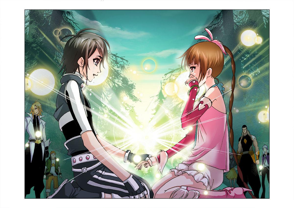 Baca Manga Soul Land Chapter 31 Komik Station