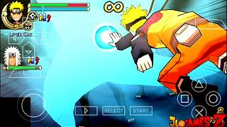 INCRÍVEL SAIUU!! NARUTO STORM 3 PARA ANDROID E PC (MOD) (PPSSPP) + DOWNLOAD 2018