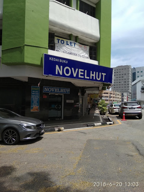 Novel Hut, Ipoh