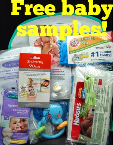 Diary of a Fit Mommy: Free Baby Samples!