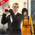 Secret Agent Action: Prison Escape Spy Game icon
