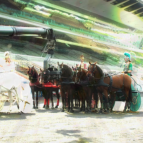 photomontage Prix Amérique 2005 3 -SansException