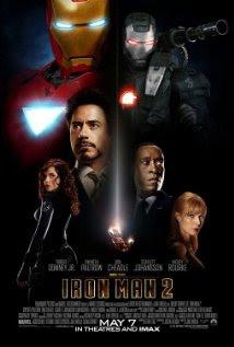 Demir Adam 2 - Iron Man 2 (2010)