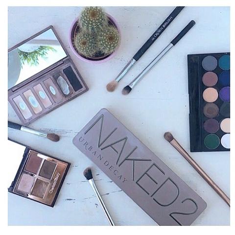 Favourite Eyeshadow Palettes.