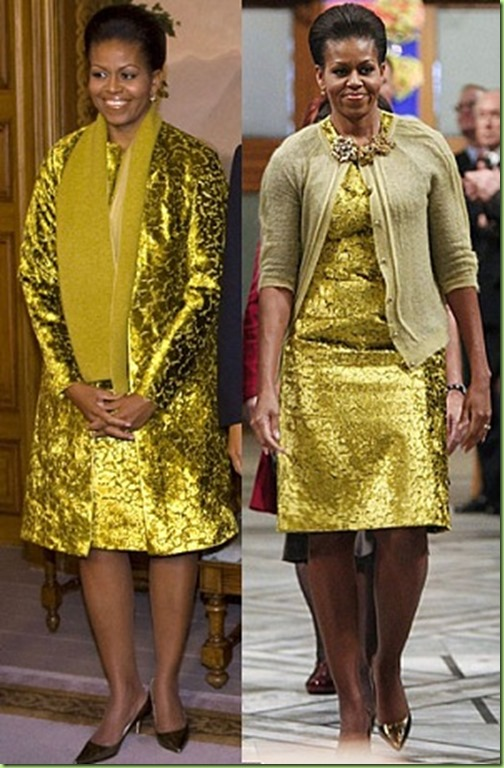 michelle_obama_fashion_nina_ricci_cardigan_city_hall_oslo_norway_december_2009