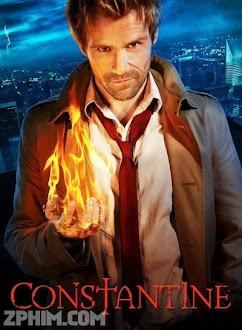 Người Đến Từ Địa Ngục - Constantine Season 1 (2014) Poster