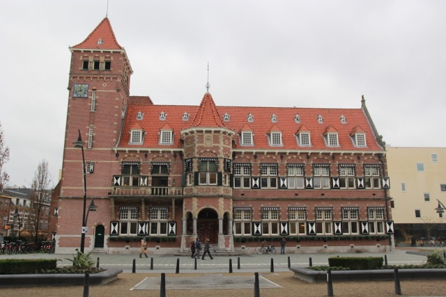Council Chambers in Zeist