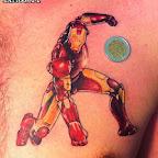 chest - tattoos for men