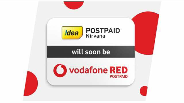 Idea will be renamed as Lok Dear Nirvana Postpaid from May 11 and after that it will be known as Vodafone Red Postpaid.