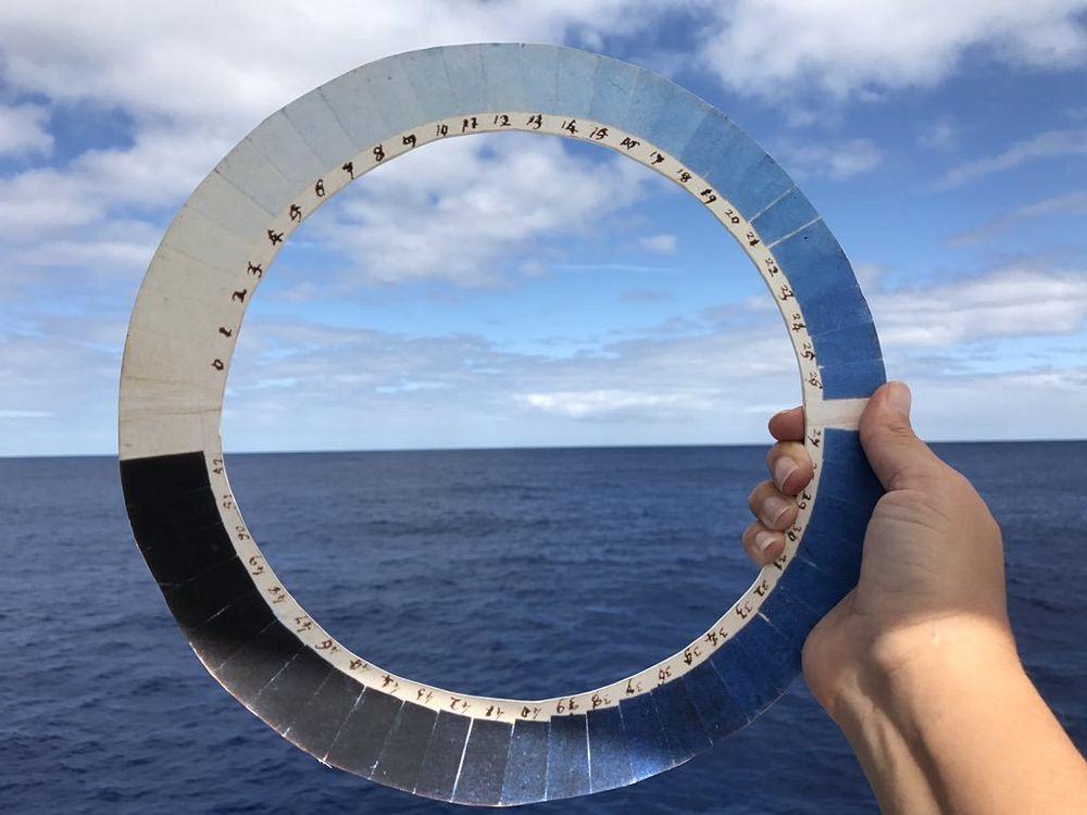 saussure-cyanometer