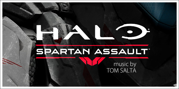 Halo: Spartan Assault (Game Soundtrack) by Tom Salta - Review