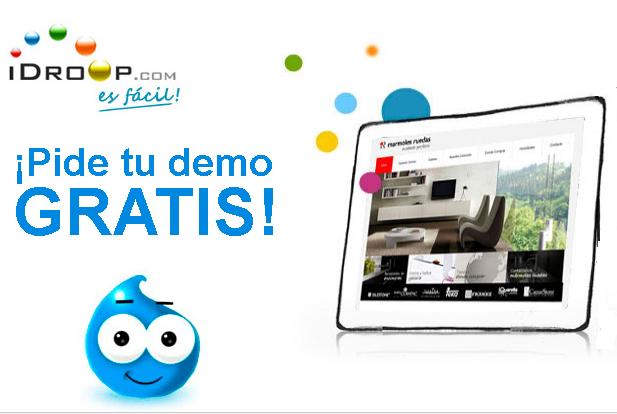 iDroop te ofrece Alojamiento y dominio Gratis para tu Negocio Online
